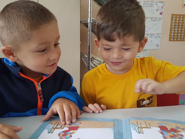 Entrega de atividades complementares aos estudantes