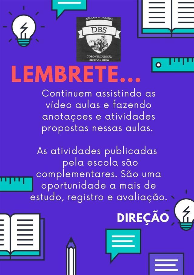LEMBRETE