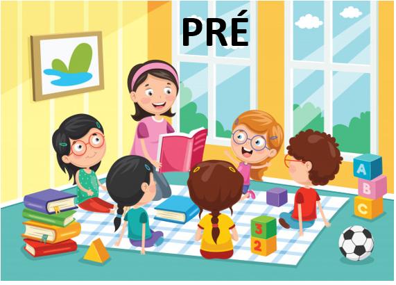 Atividades Complementares -PRÉ - EDUCAÇÃO INFANTIL