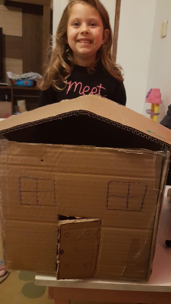 Isabella e sua casa