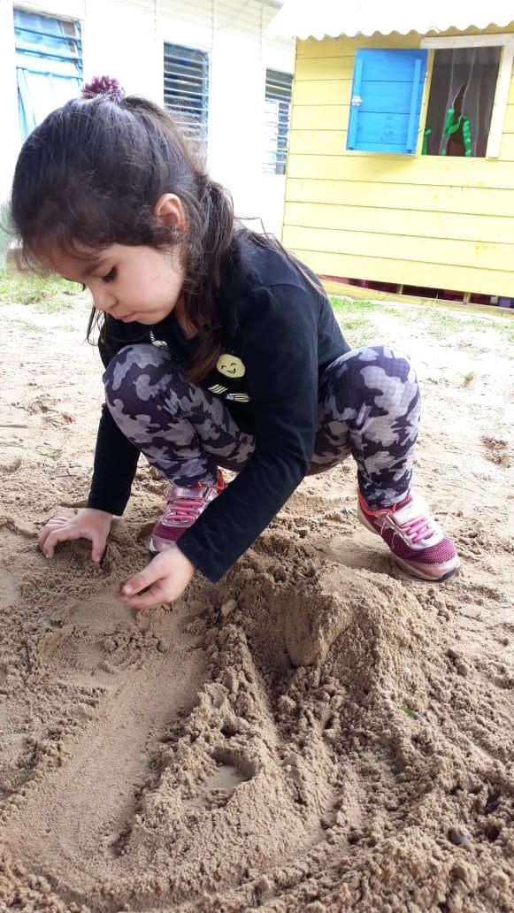 Crianças do Cinderela na Natureza 2020