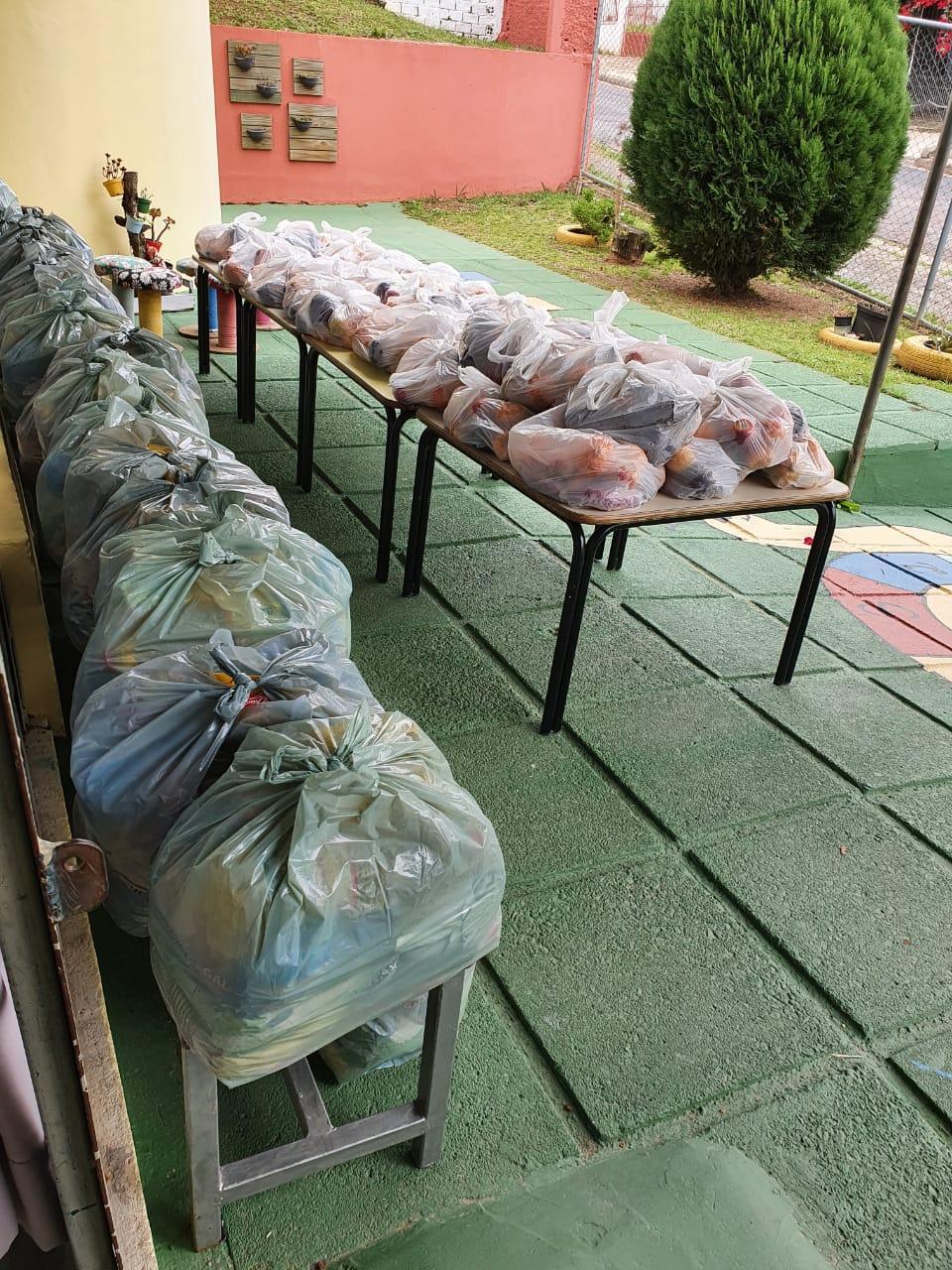 Kits de Alimentação - Regional Boa Vista