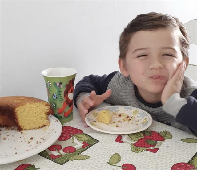 Mais alegria na mesa dos nossos pequenos.
