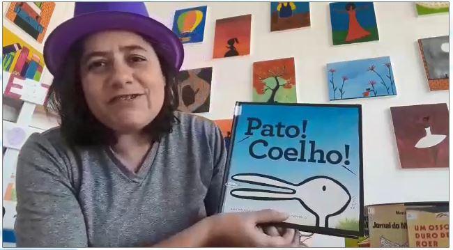 """História """"Pato ou Coelho"""""""