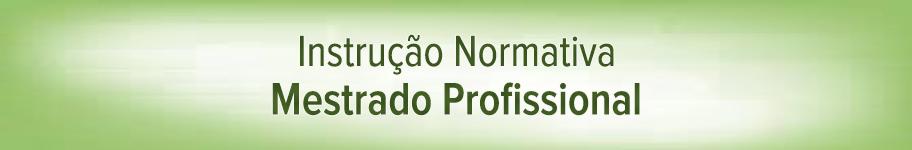 Instrução Normativa_Mestrado