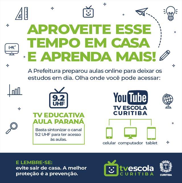 TV Evangelizar tem videoaulas