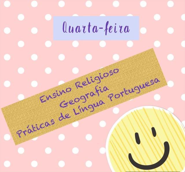 PROGRAMAÇÃO TV ESCOLA CURITIBA - QUARTA-FEIRA - 06/10/2021