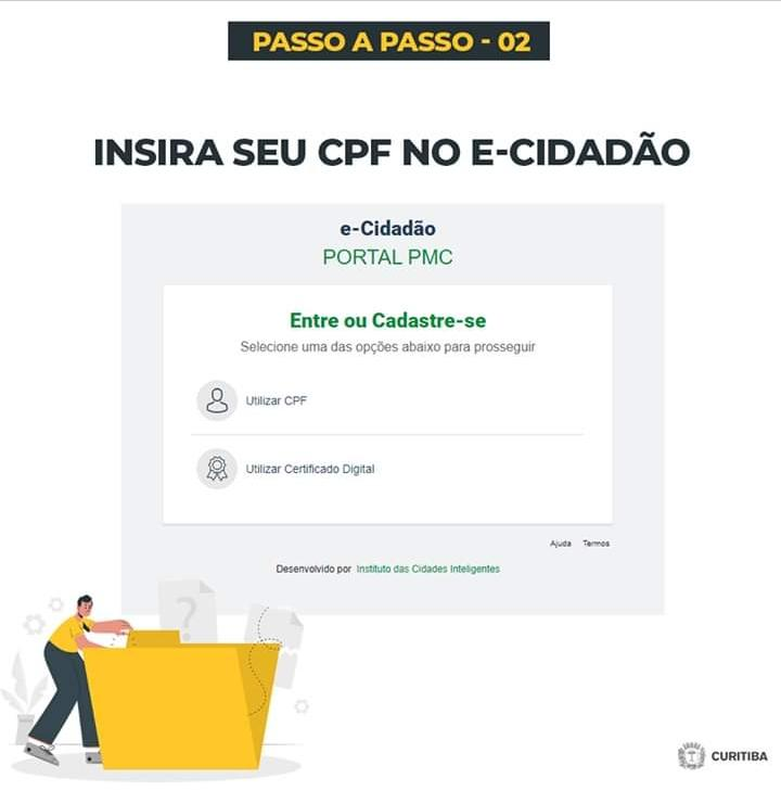 2º PASSO - FORMULÁRIO