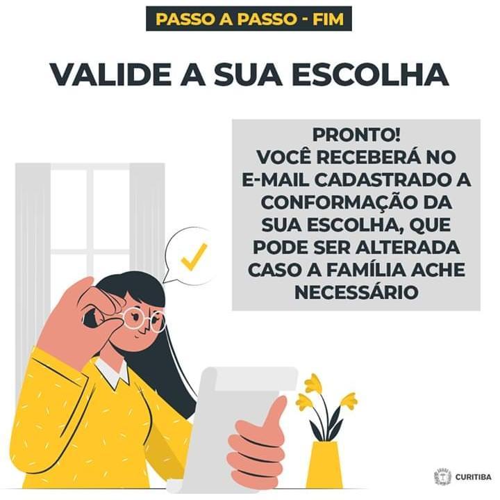 6º PASSO - FORMULÁRIO