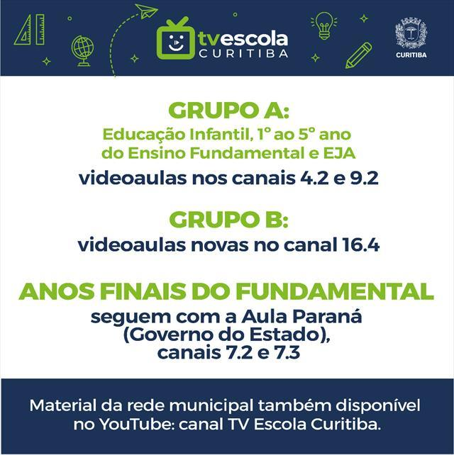 Ano Letivo 2021 - Escolas Municipais suspendem aulas presenciais
