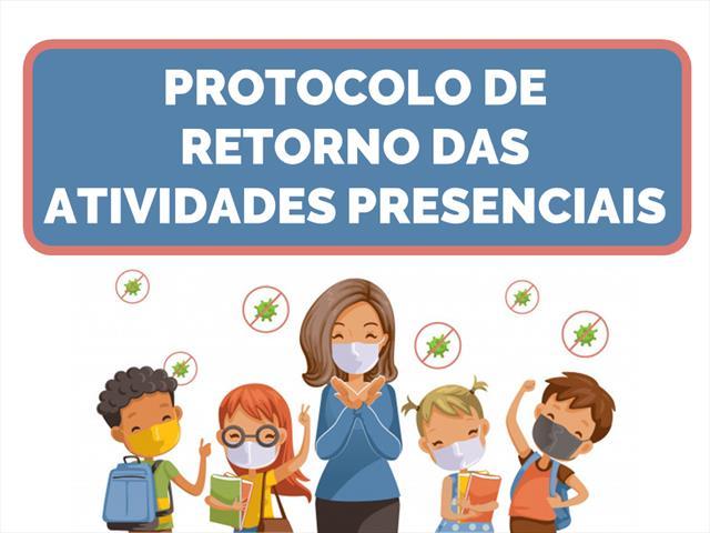 Protocolo de retorno das atividades presenciais