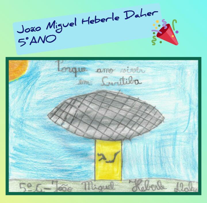 JOÃO MIGUEL - 5ºA