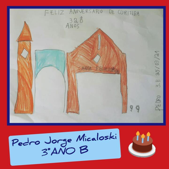 PEDRO JORGE - 3ºB