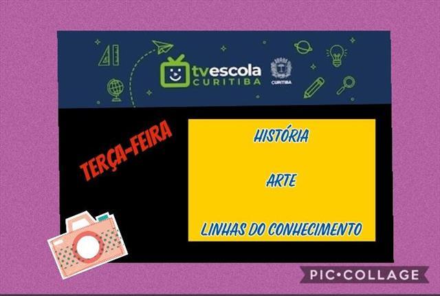 VIDEOAULAS -TERÇA-FEIRA