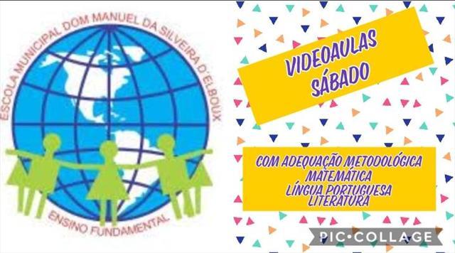 VIDEOAULAS - SÁBADO