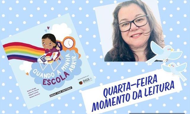 MOMENTO DA LEITURA