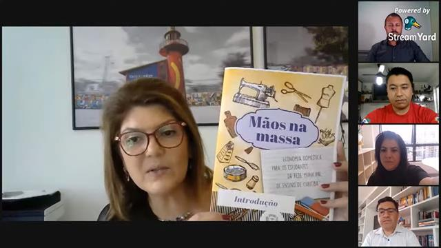 Educação apresenta projeto Mãos na Massa, economia