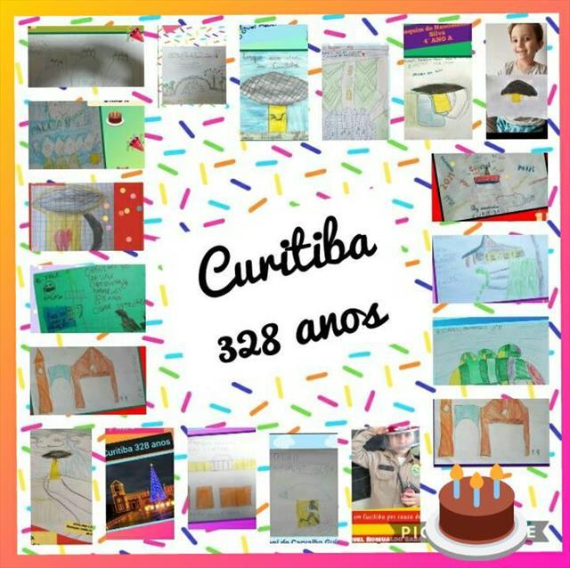 CURITIBA - 328 ANOS