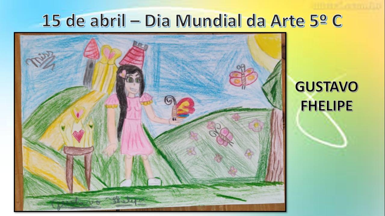 Mostra online Dia Mundial da Arte