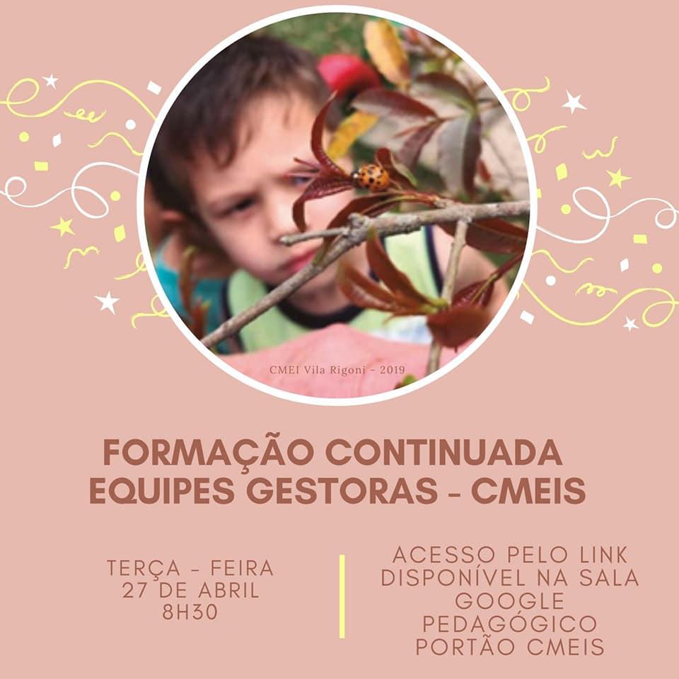 AMPLIAÇÃO DAS VEREDAS FORMATIVAS NO NRE-PR