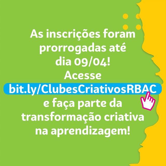 CLUBES CRIATIVOS - RBAC