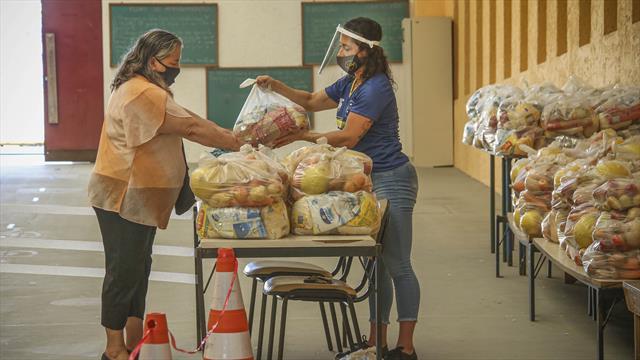 SME forneceu mais de 1 milhão de kits