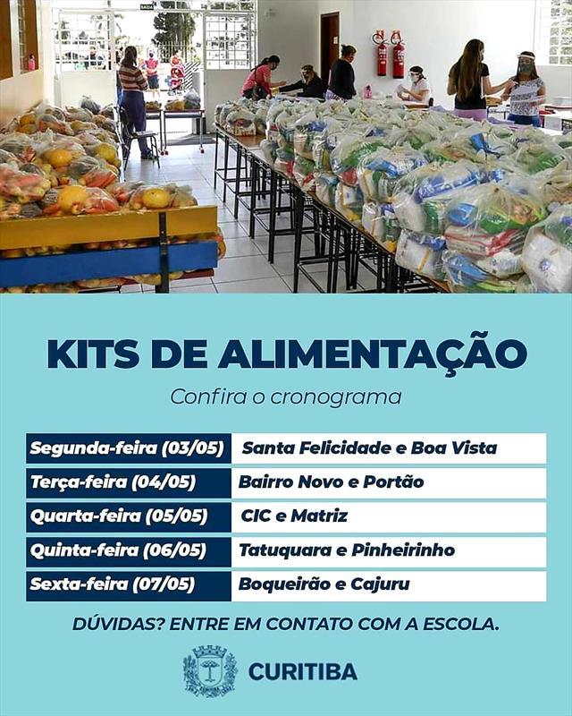 03/05 - Entrega de Kits na Regional Boa Vista