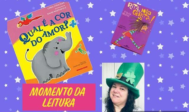 MOMENTO DA LEITURA - QUARTA-FEIRA