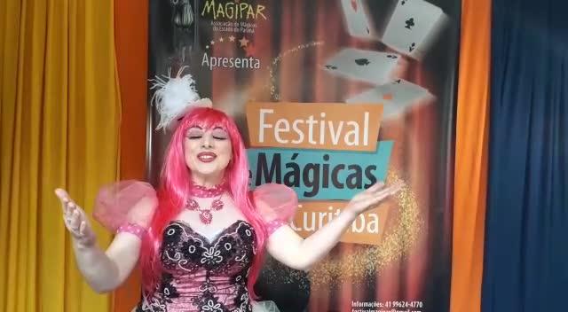Festival de mágicas de Curitiba