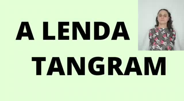 A LENDA DO TANGRAM