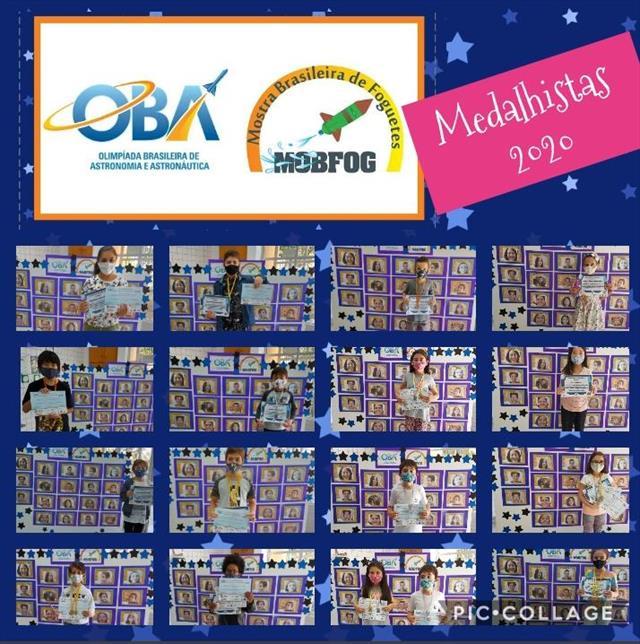 OBA- MOBFOG - MEDALHAS