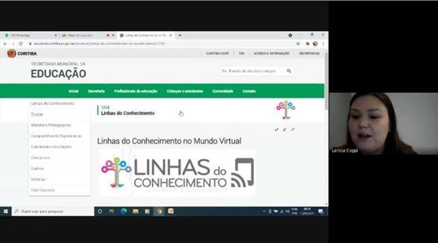 Tour Virtual_ Programa Linhas do Conhecimento