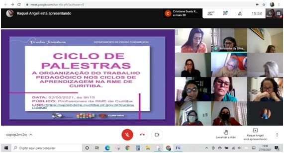 Reunião Pedagógico-administrativa com as Equipes Diretivas