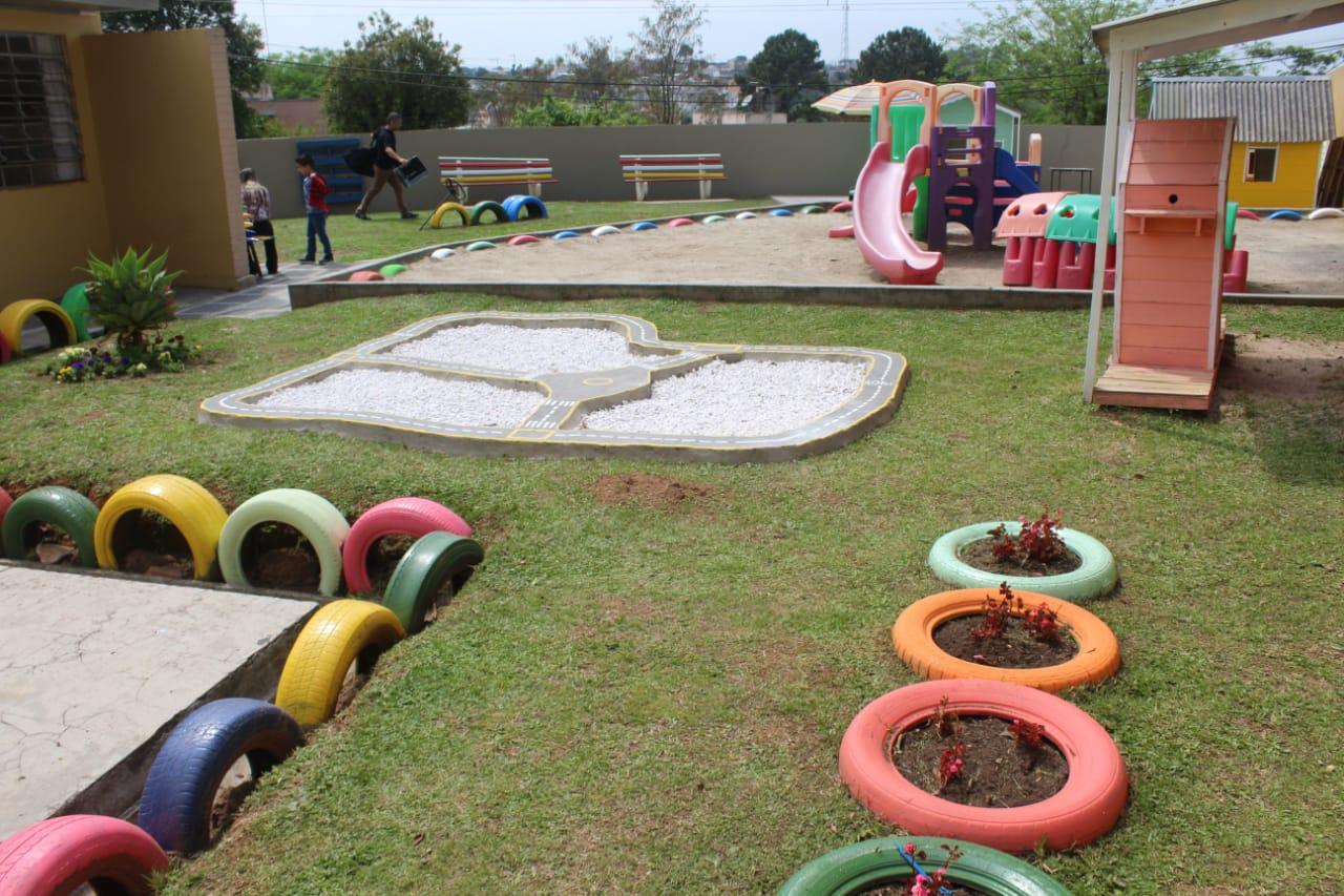 Pista e parque das casinhas
