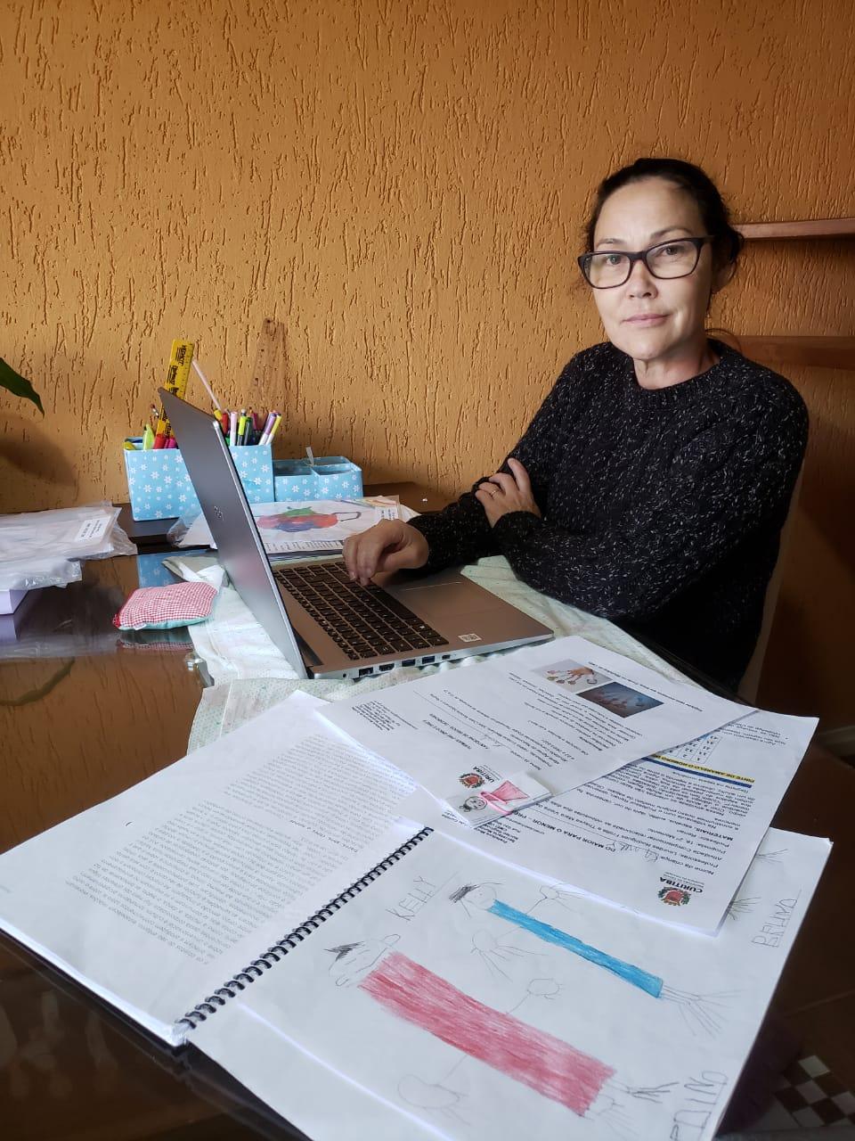 Professora Lourdes