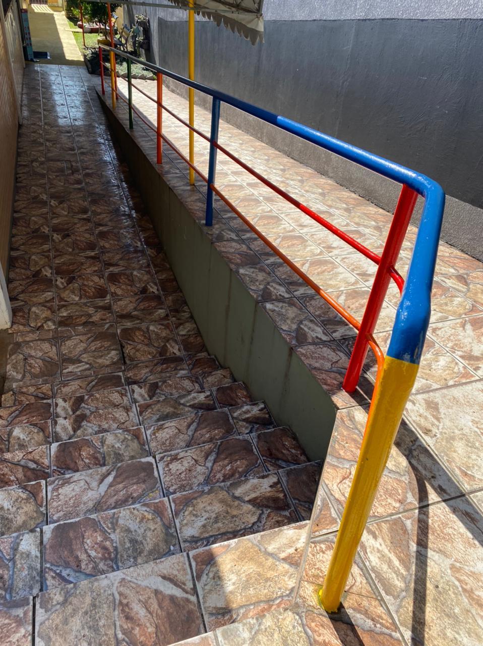 Pintura e Organização dos espaços