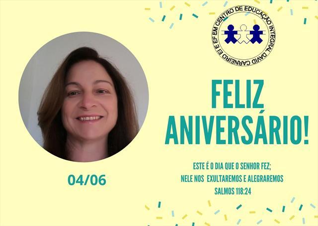 Parabéns professora Jucélia!