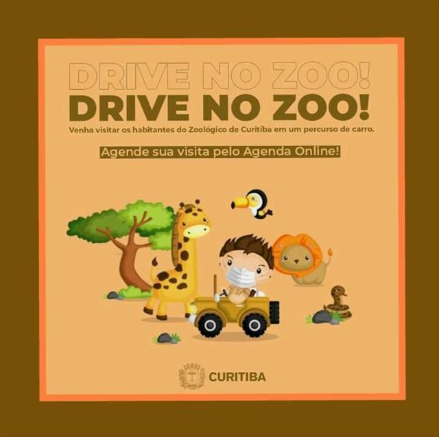 DRIVE NO ZOO!