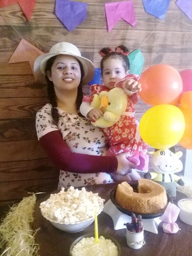 Familia da Laura Oliveira Veiber