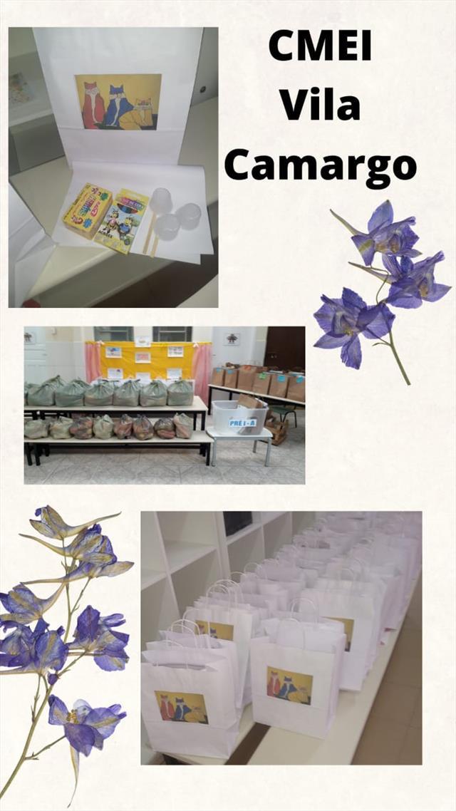 Kit Pedagógico de Junho
