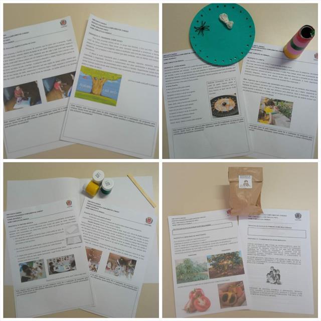 Entrega de Kits Pedagógicos