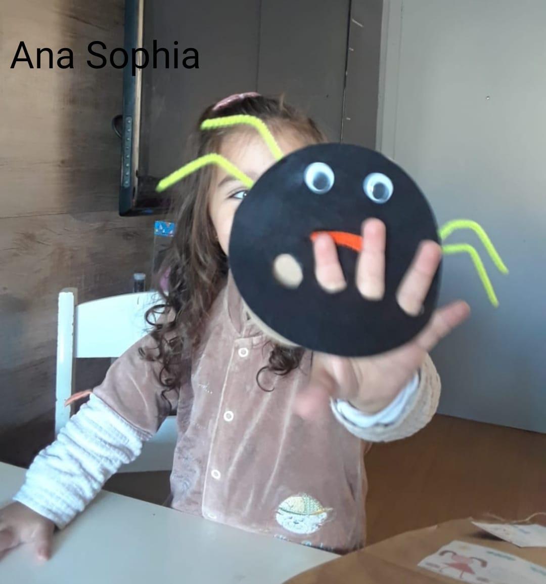 A DONA ARANHA, A QUERIDINHA DO MATERNAL I