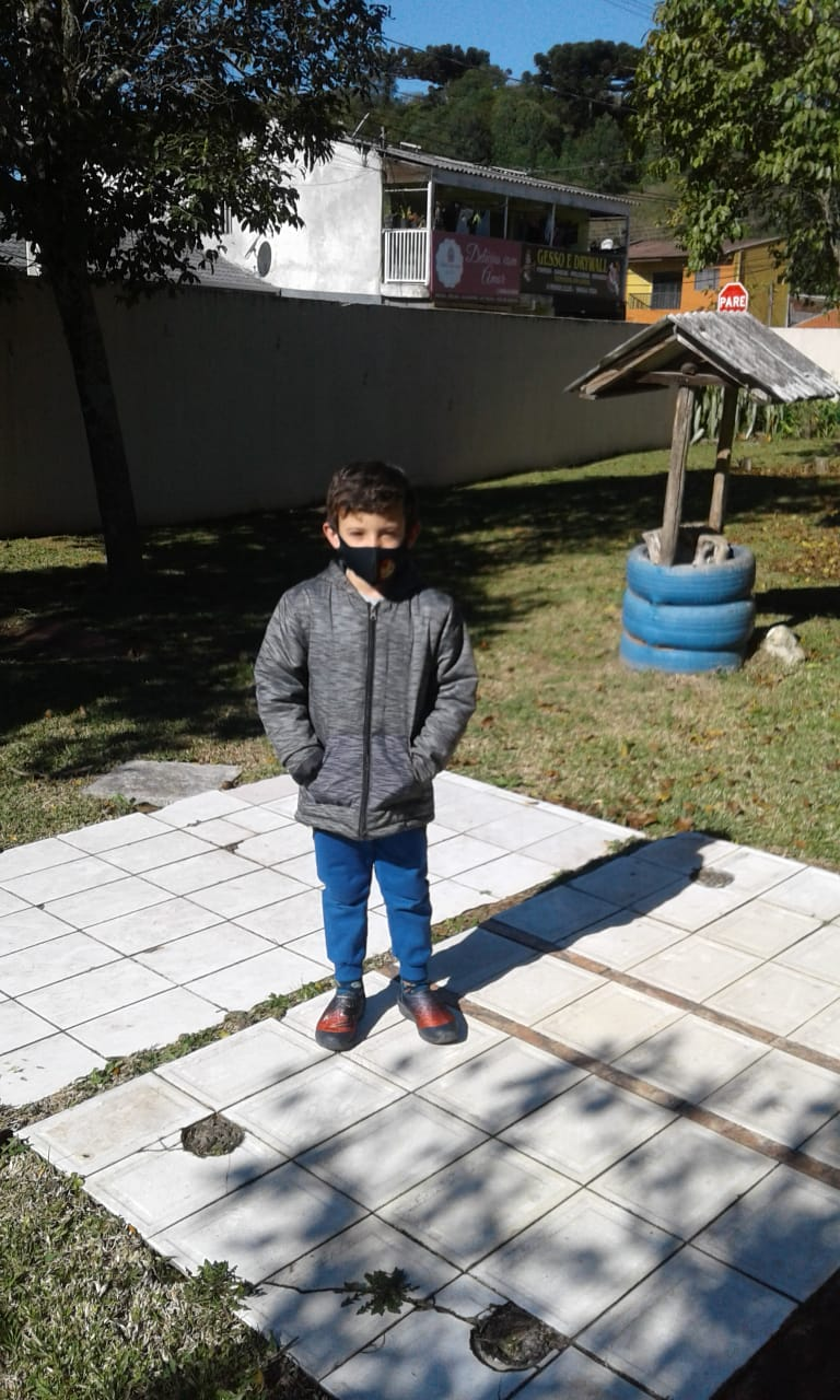 RETORNO DAS AULAS