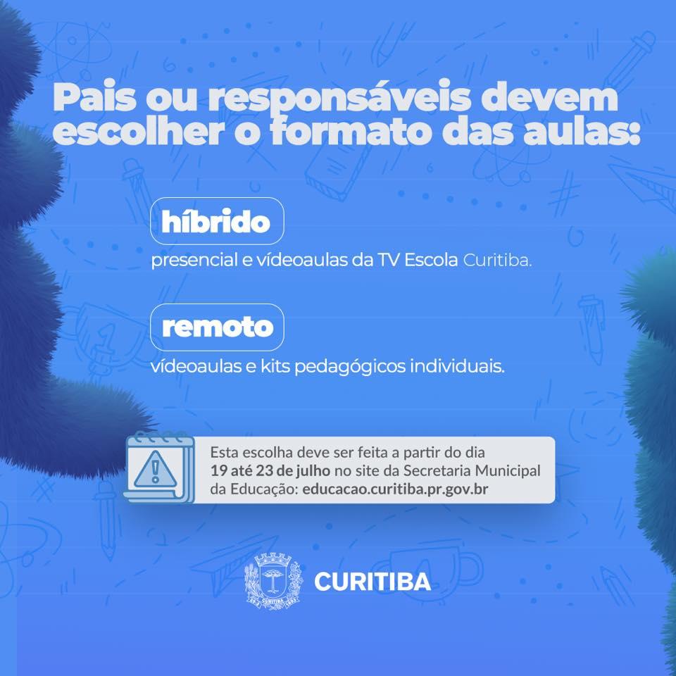 ADESÃO AO ENSINO HÍBRIDO OU REMOTO