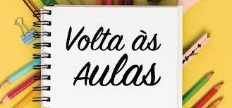 ORIENTAÇÕES DE RETORNO ÀS AULAS