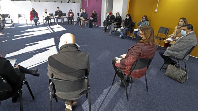 Reunião Educação e Saúde, volta às aulas. Curitiba
