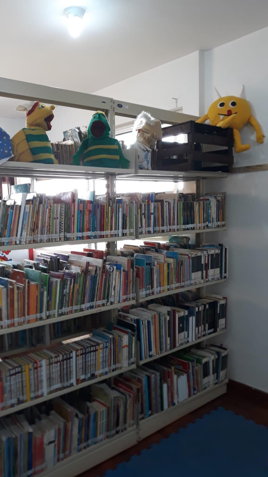 Biblioteca 2021