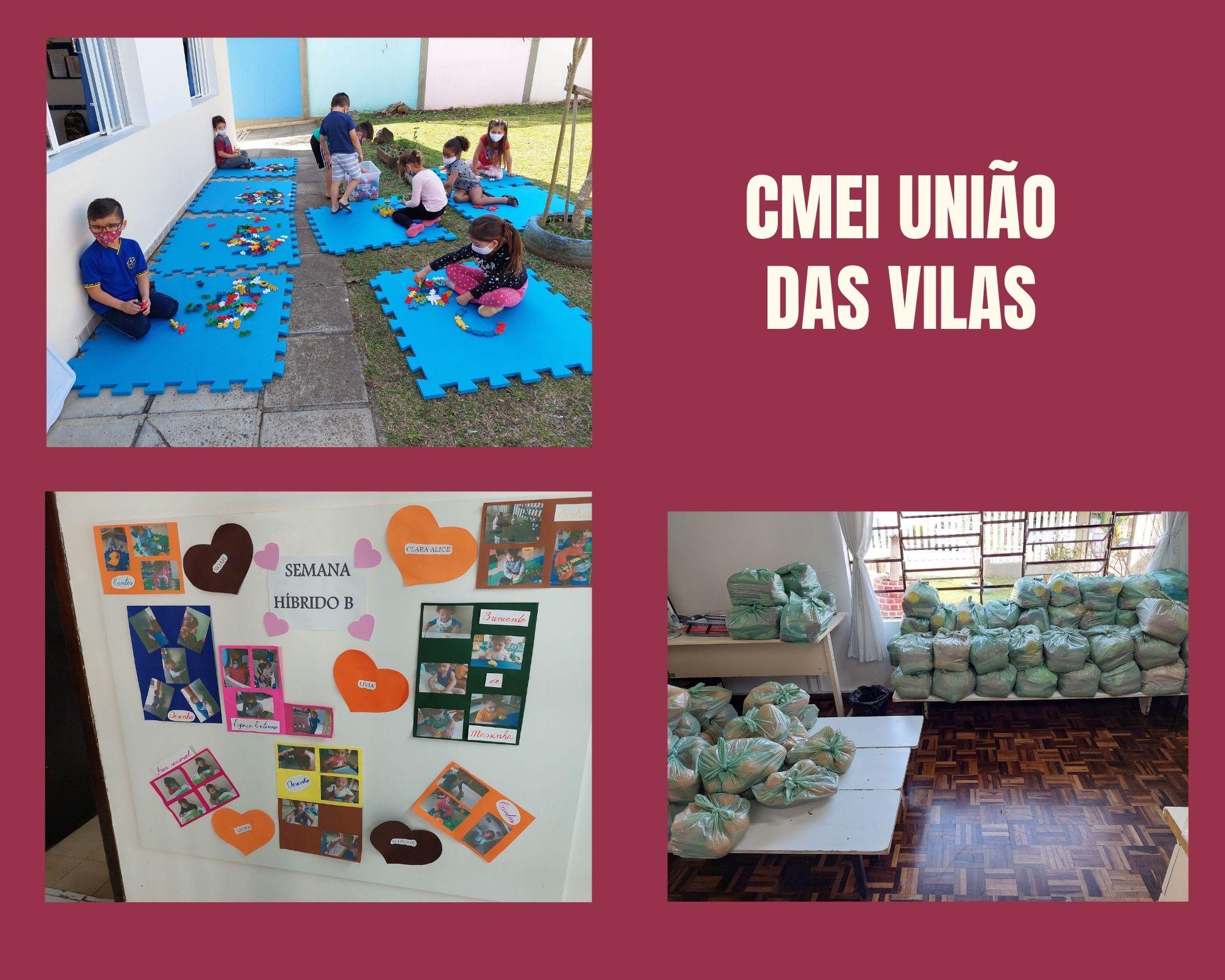 Entrega de Kits Suplementares de alimentação e pedagógicos