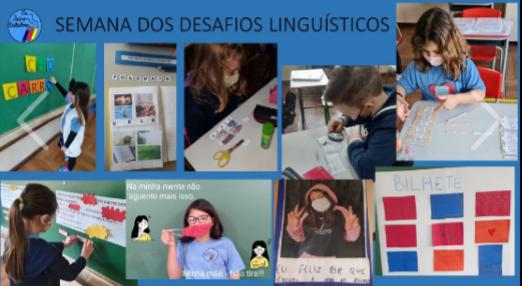 Desafios Línguísticos da Escola Municipal CEI Pedro Dallabona