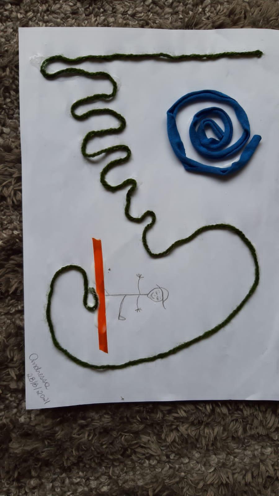 Um Processo Sensível entre Arte, Cultura e as Crianças.